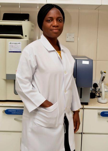 Dr. Adah Ikpeama